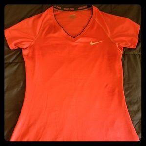 Nike Pro Athletic Women's Shirt